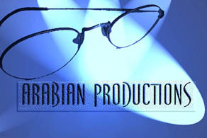 "This was the first ""Arabian Productions"" Logo"